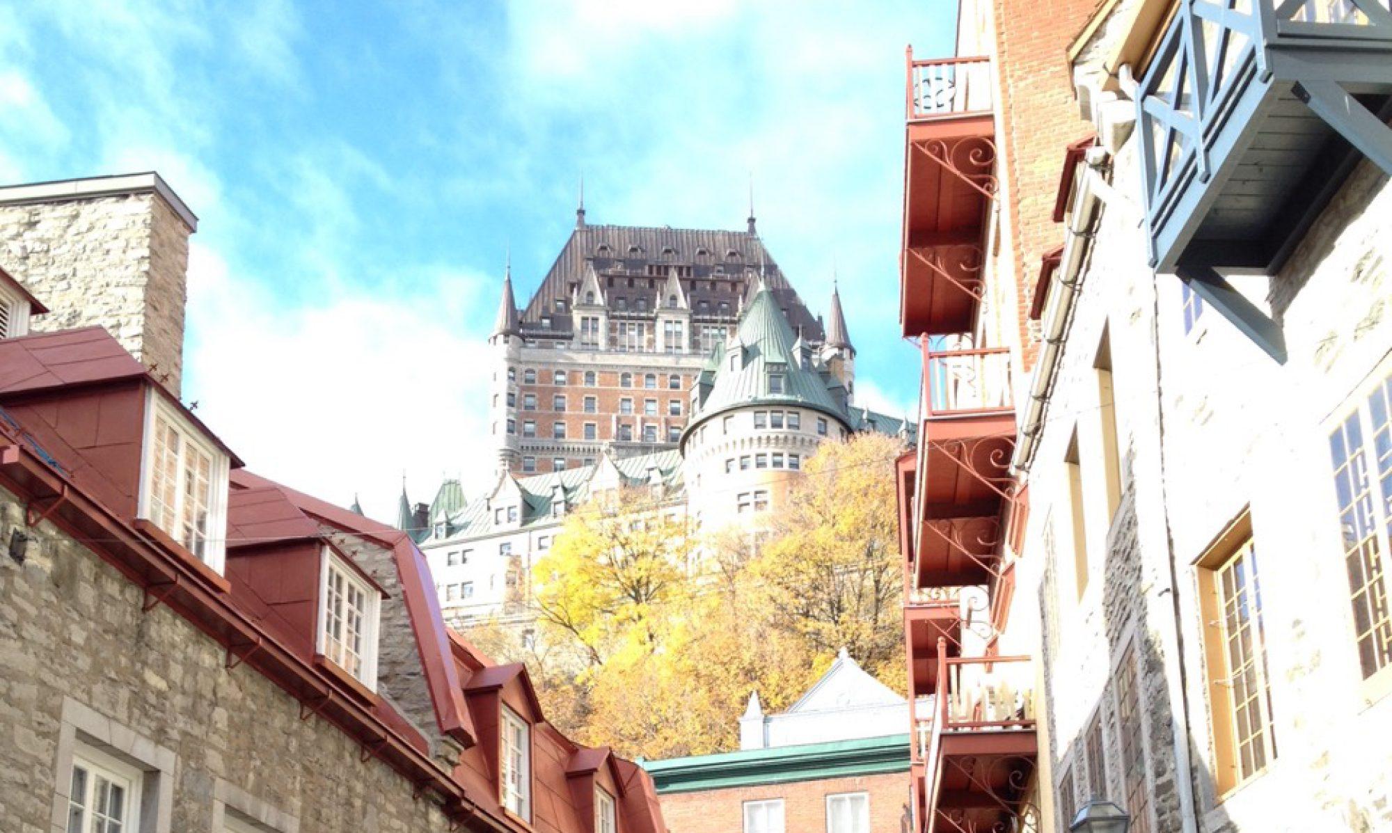 魁北克中文旅游