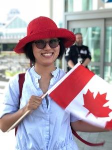 Sunny Zeng - Charge de projet \ Traductrice en mandarin